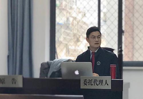 南京刑事律师吴宗涛简介